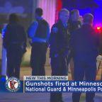 Shots fired at Guardsmen patrolling near Wright scene