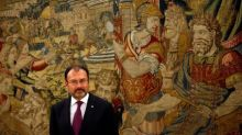 'Enormous progress' in U.S.-Mexico ties: Mexican foreign minister