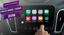 2016 Yahoo Autos Tech Ride Of The Year: Apple, Android And Volvo