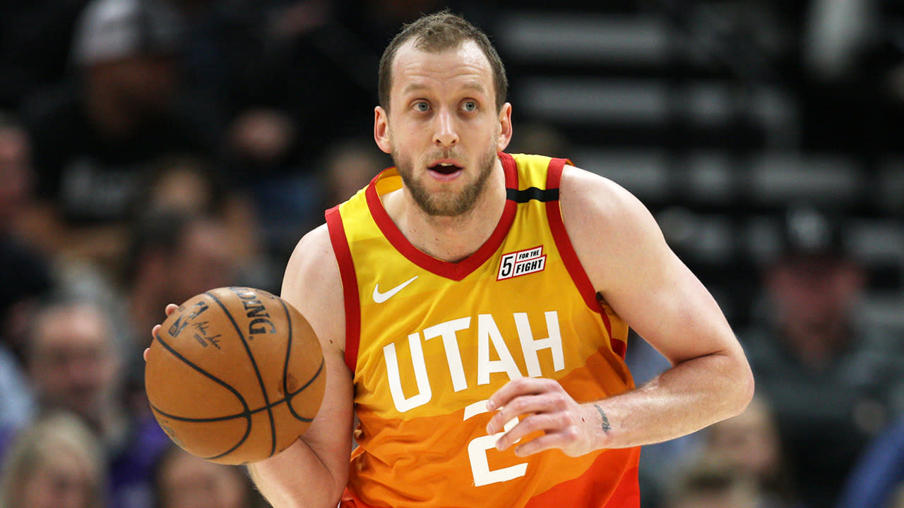 Fantasy Mailbag: Is Joe Ingles' value going to increase?