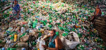 'Unbridles': Inside country's incredible recycling crisis