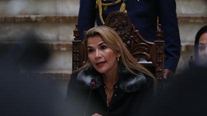 El gobierno interino de Bolivia anuncia la ruptura de relaciones con Venezuela