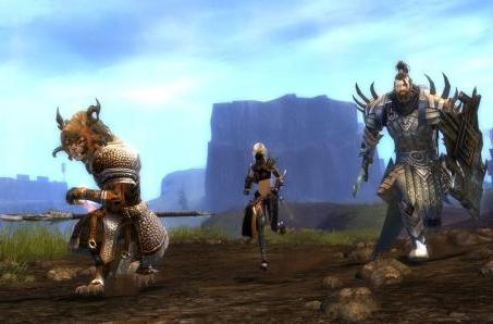 Guild Wars 2 improving guild and LFG systems in April