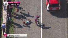 Cyclisme - Giro : Gastauer se casse une clavicule