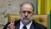 'Presidente esqueceu de combinar comigo', diz Aras sobre arquivar inquérito contra Bolsonaro