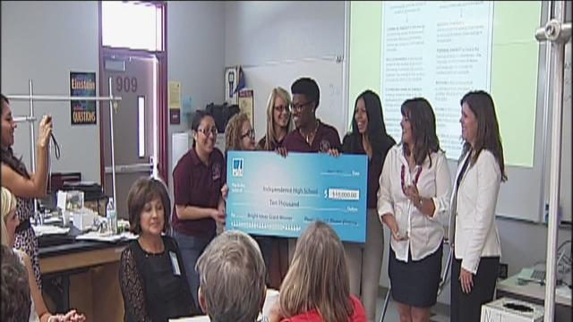 PG&E gave $10,000 grant to Energy Academy