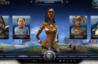 Civilization Revolution website launched, new info