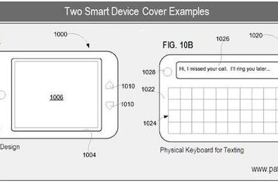 "Apple patents ""Smart Covers"" for devices"