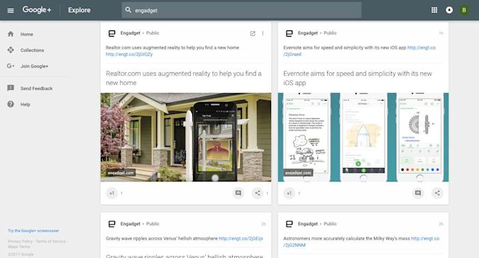 Google+ revives one of its most useful features: Events