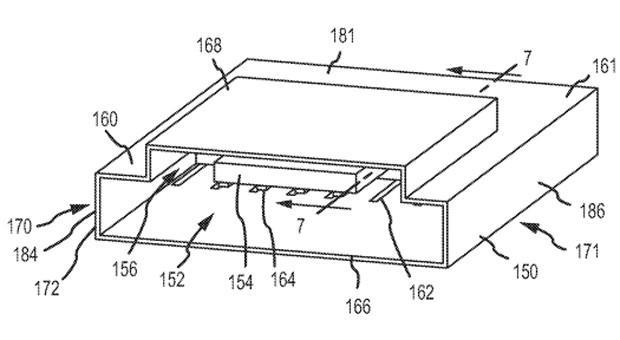 Apple patent stuffs two ports into one, saves space in your laptop