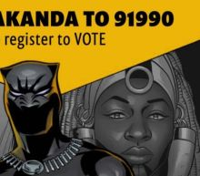 Activists Launch Voter Registration Drive At 'Black Panther' Screenings