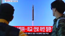 South Korea threatens to 'exterminate' Kim Jong-un after North Korea missile test over Japan