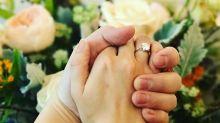 C君要結婚了!驚喜求婚DJ女友:以後同哭同笑