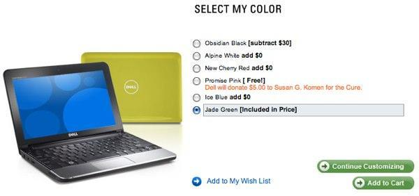 Dell's Inspiron Mini 10 finally up for order, starts at $399