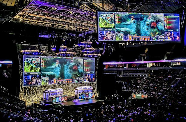 TBS to air four-part docuseries on 'Dota 2' tournament competitors