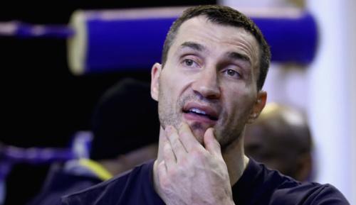 """Boxen: Klitschko hält 50-Millionen-Dollar-Serie für """"aufgeblasene Idee"""""""