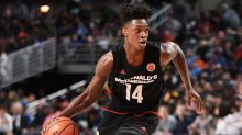 At Full Strength, Lonnie Walker Can Help Miami's Offense Stay With the ACC's Elite