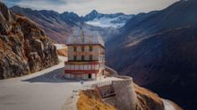The grand Swiss hotel that starred in Bond, but was killed by climate change