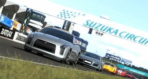 Enjoy your Prologue, Gran Turismo 5 'about a year away'