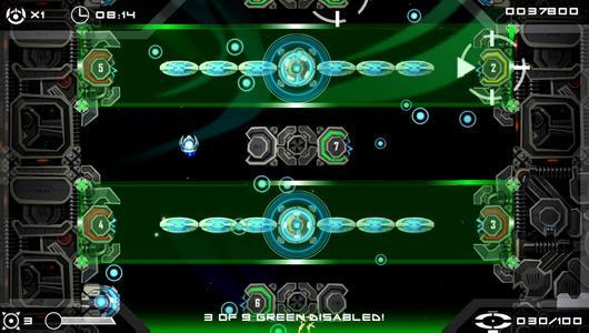 Puzzle shooter Velocity Ultra making a light-speed dash for PS3 this year