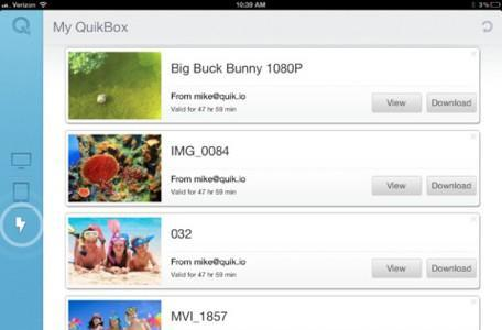 QuikIO improves its media-streaming services in version 3.0