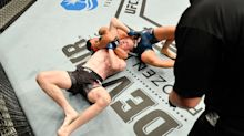 UFC Fighter Chokes Out Opponent, Helps To Revive Him In 'Classy' Move