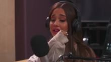Ariana Grande Brought To Tears While Discussing Anxiety, Manchester Bombing
