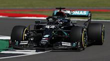 Hamilton tops Bottas for home pole after qualifying spin