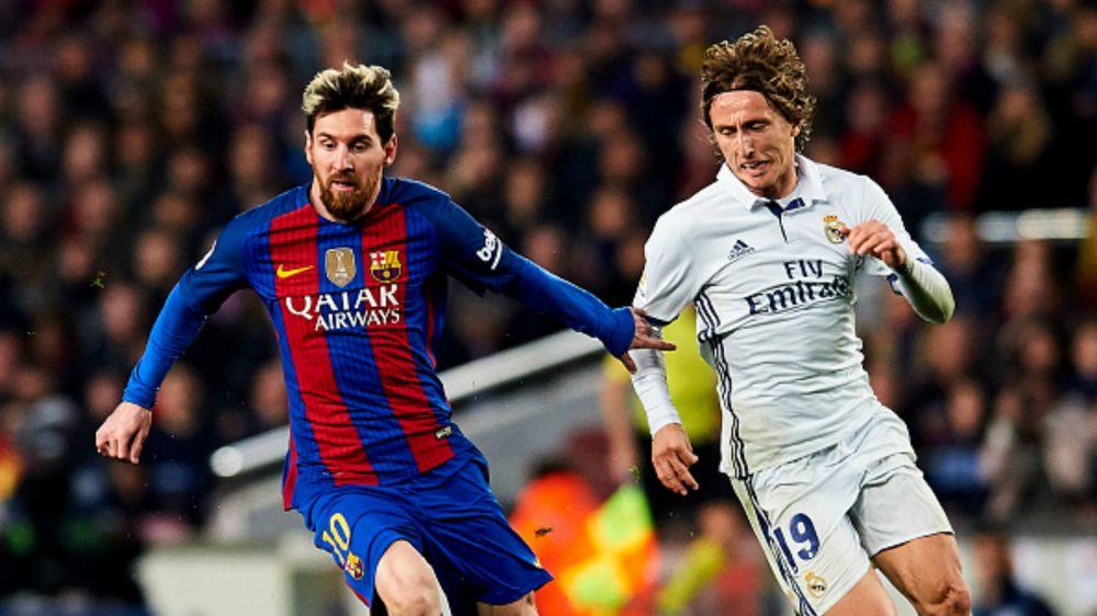 """""""¡Florentino hasta podría fichar a Messi, nunca se sabe!"""""""