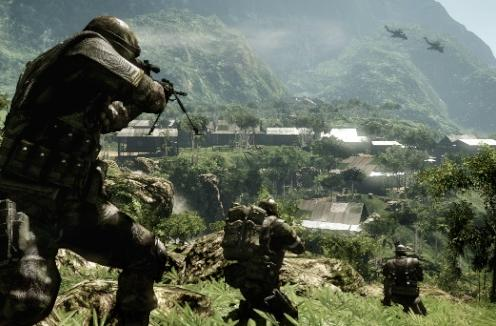 Hands-on: Battlefield: Bad Company 2 single-player