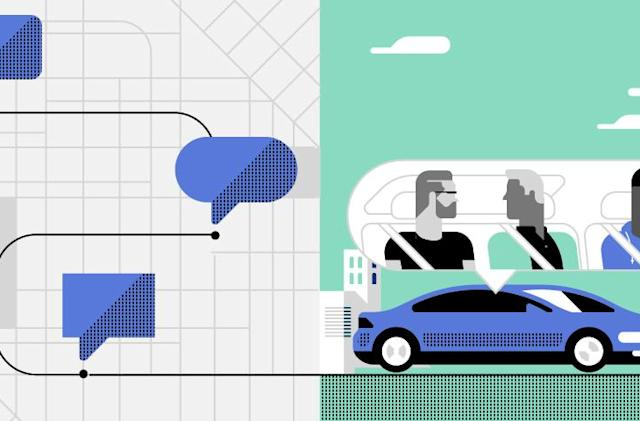 Uber's drop-off feature saves you time, money when carpooling