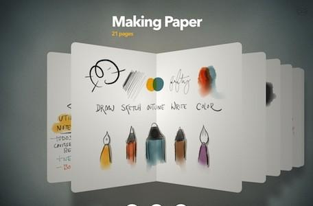 Paper for iPad developer receives $15 million in funding