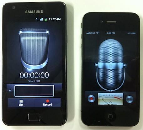 Samsung attempts to ambush iPhone 4S launch in Sydney