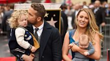 Ryan Reynolds Opens Up About Raising Three Daughters with Wife Blake Lively