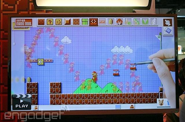 Making your own Mario level is incredibly fun, but difficult to master