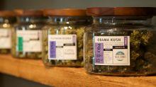 Retailing weed
