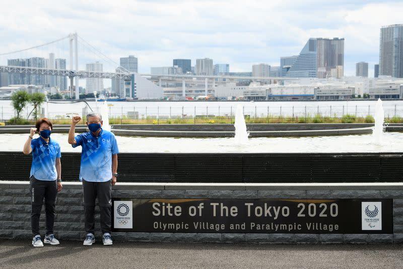 Japon: Les organisateurs des JO limitent à 10.000 le nombre de spectateurs par stade