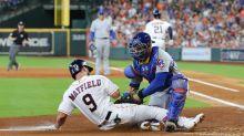 6-3. El dominicano Javier de los Astros le gana el duelo al venezolano Suárez de los Angelinos