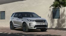 Electrified engines introduced for Land Rover Discovery Sport and Range Rover Evoque