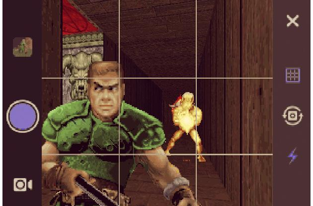 'Doom' selfie mod lets you indulge your ego while slaying demons