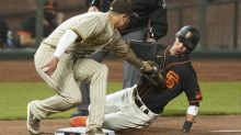 Giants takeaways: What you might have missed in 6-2 loss to Padres