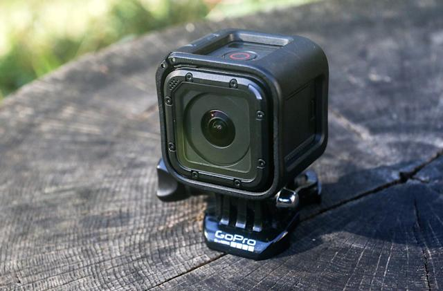 GoPro cuts jobs after a big drop in action camera sales