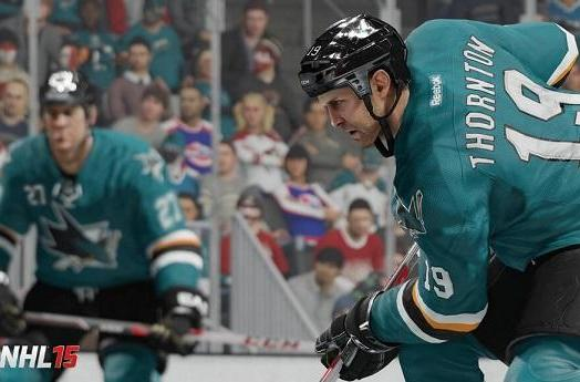 NHL 15 hits the ice on September 9
