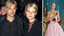 Gwyneth Paltrow nearly missed out on her Oscar win due to Brad Pitt split