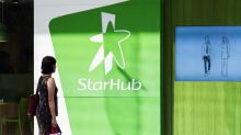 StarHub Bets on More Data Sales as Mobile Space Gets Squeezed