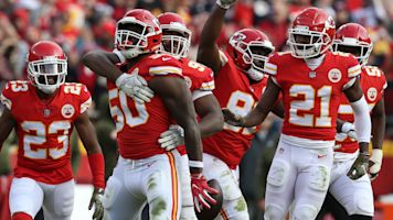 Power Rankings: Chiefs sitting pretty, for now
