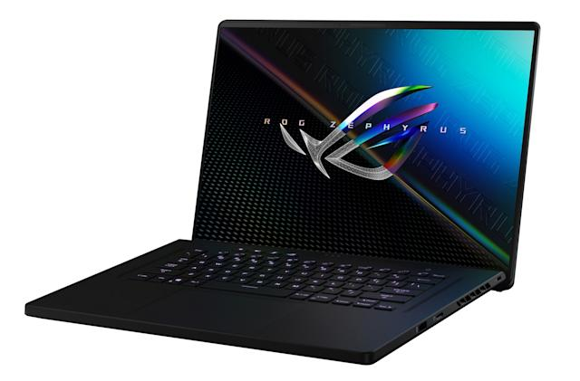 ASUS ROG goes big with the 16-inch Zephyrus M16 and 17-inch S17