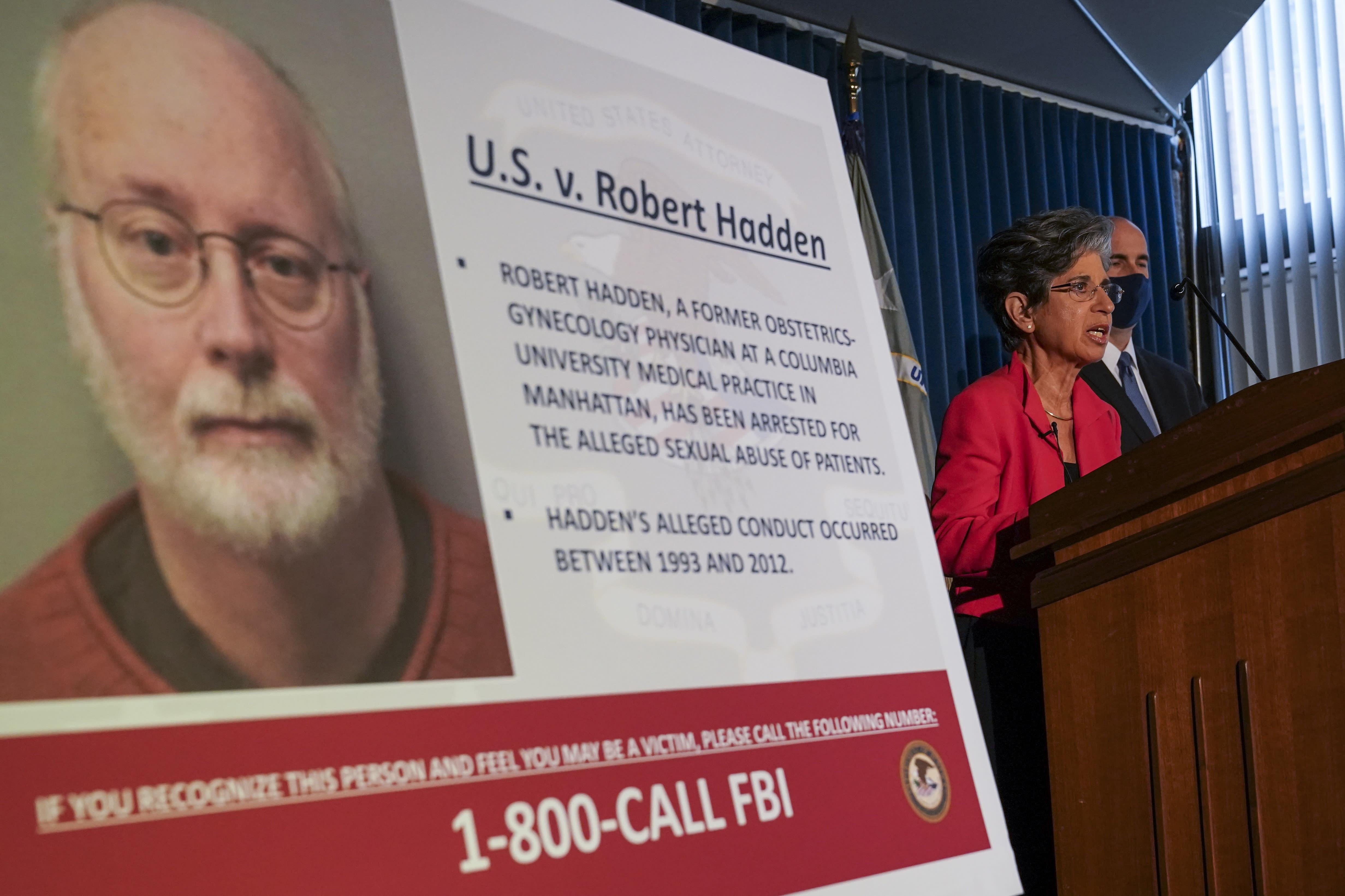 Manhattan Gynecologist Robert Hadden Accused of Molesting Dozens of Patients