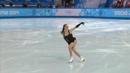 Kaetlyn Osmond's Olympic debut