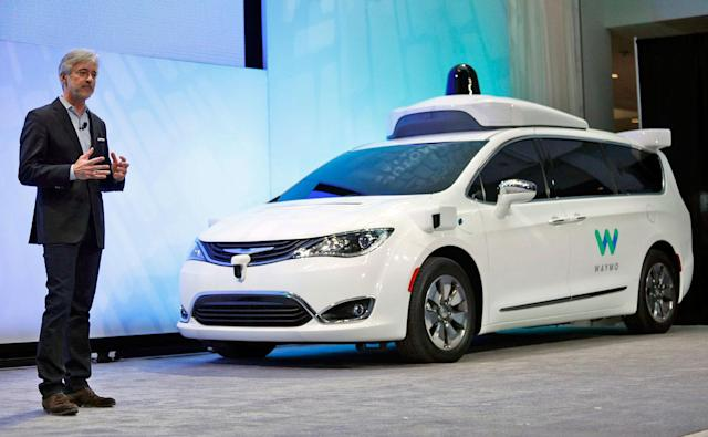 Waymo's driverless taxi service will open to the public soon